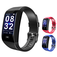 CK28 1.14 inch Color Screen Smart Bracelet