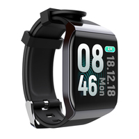 LKS117 1.3-inch Full Touch Screen Health Monitoring Sports Smart Watch