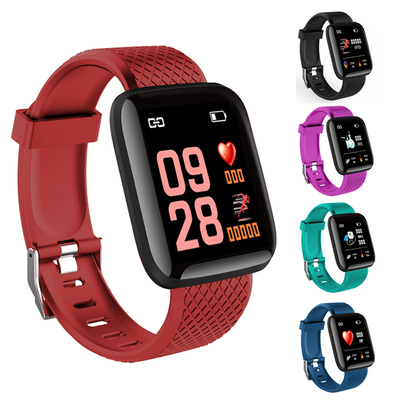 LDS13 Smart Wristband Heart Rate Blood Pressure Fitness Tracker Step Counter