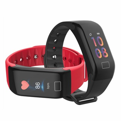 P1 Smart Bracelet Sport Wristband with Blood Pressure Tracker