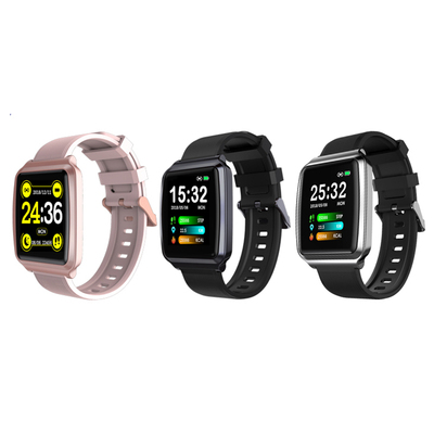 KY116 1.3-inch TFT Color Screen Health Monitoring Sports Bluetooth Smart Watch