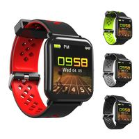 D6 FitDot Smartband [Heart Rate Monitor, Pedometer, Remote Camera Etc.]